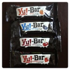 Yu! Bars (40% fruit)