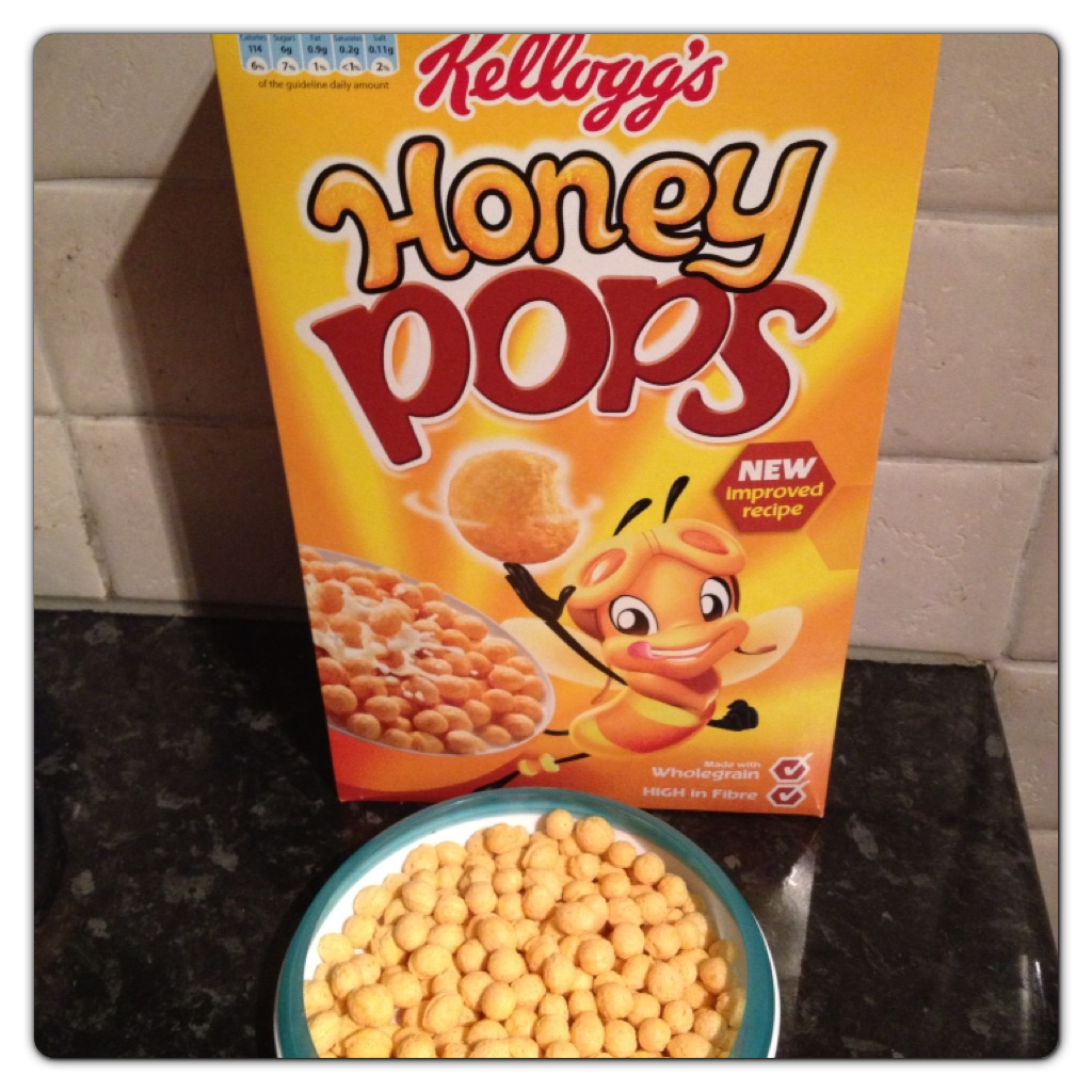 Competition And Review: WIN 4 Kellogg's New Lower Sugar