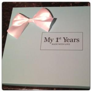 My 1st Years Gift Box