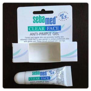 Sebamed Anti-Pimple Gel