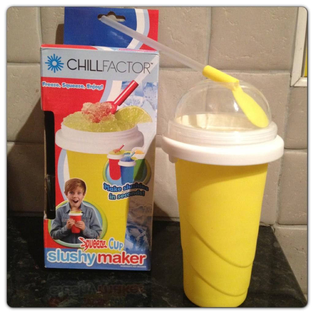 ChillFactor Slush Maker