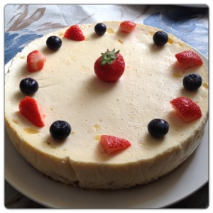 Quark New York Cheesecake Recipe