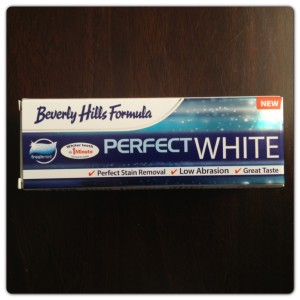 Beverly Hills Formula Perfect White