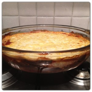Quark Moussaka