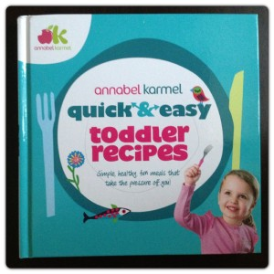 Annabel Karmel's Quick and Easy Toddler