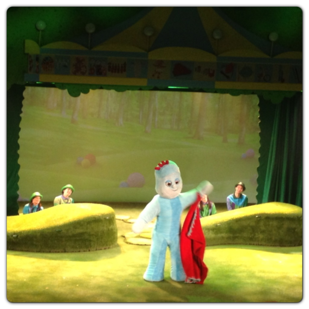The Ninky Nonk Show: Igglepiggle Lost His Blanket