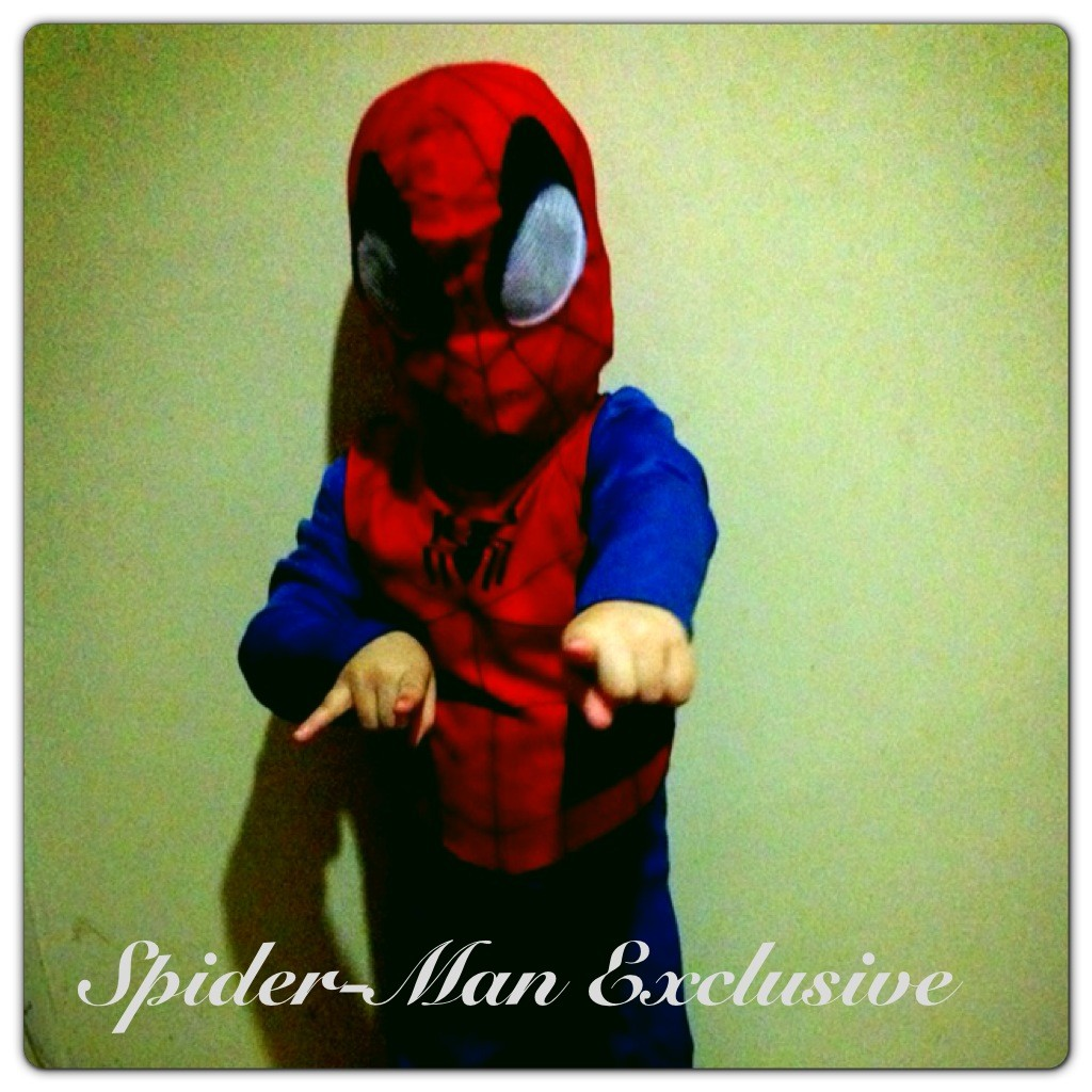 Spider-Man Exclusive