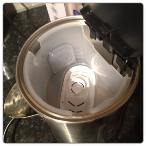 Morphy Richards Kettle with Brita Filter