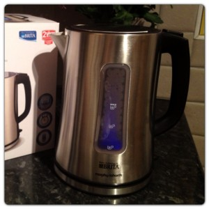 Morphy Richards Kettle in Action