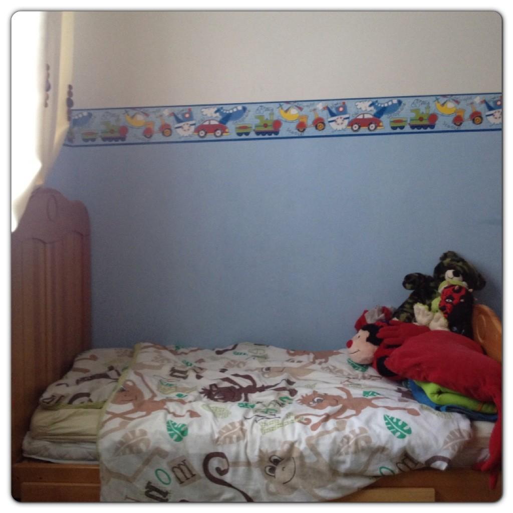 Before: Little Man's Bedroom