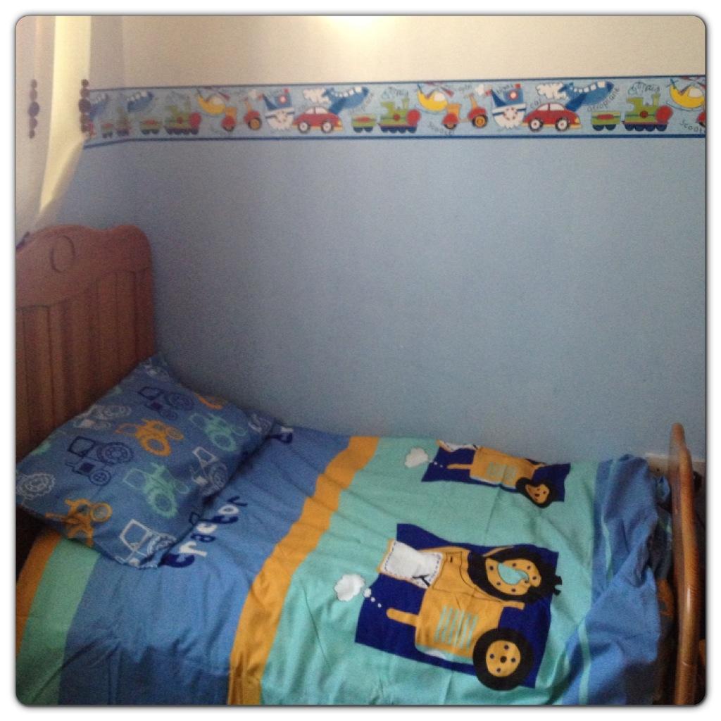 After: Little Man's Bedroom