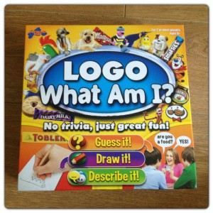 LOGO What am I? by Drumond Park