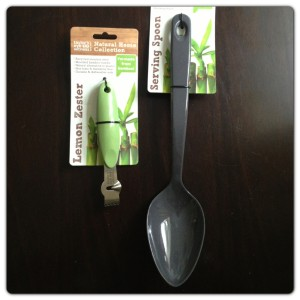 Natural Home Collection kitchenware from Taylor's Eye Witness