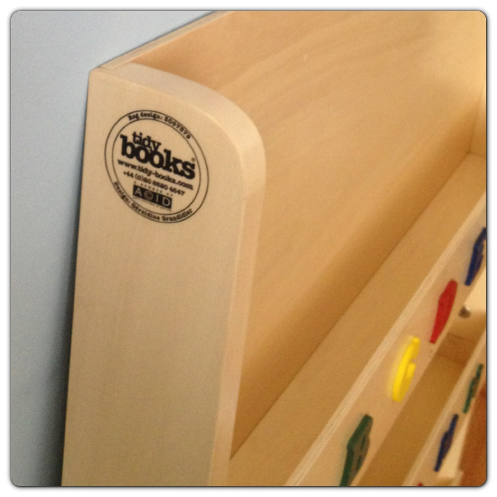 Tidy Books Kids Bookcase