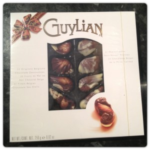 Guylian Belgian Chocolate Sea Shells