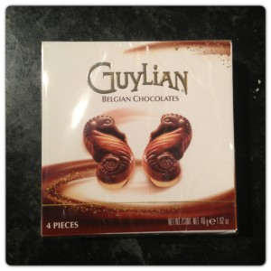 Guylian Belgian Chocolate Sea Horses