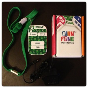 1stFone: Mobile Phone for Kids