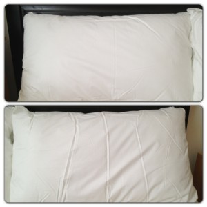 Soft and Comfortable Front Sleeper Pillow