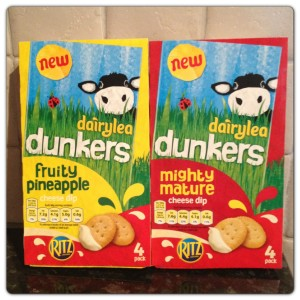 Dairylea Dunkers New Flavour