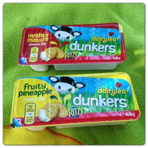 New Dairylea Dunkers