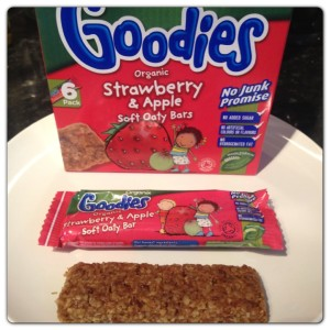 Goodies Soft Oaty Cereals Bars