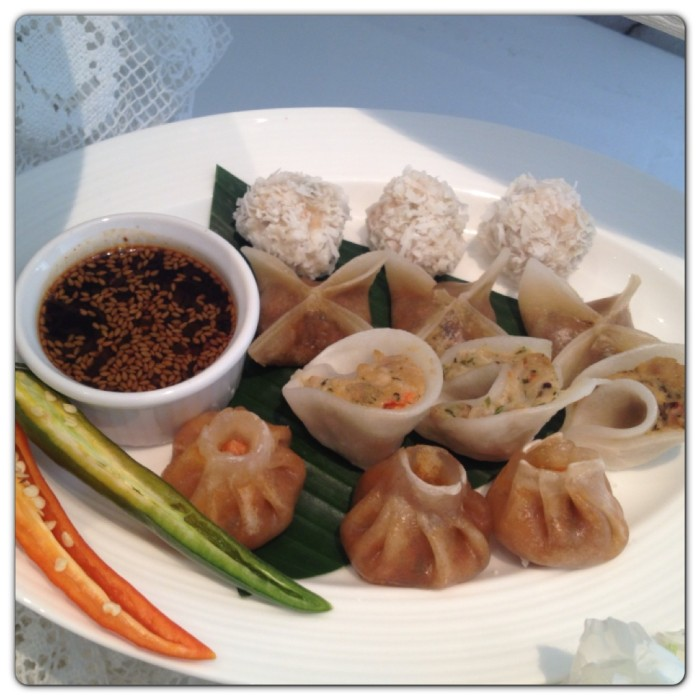 Asian style canapes lilinha angel 39 s world uk food for Asian canape ideas