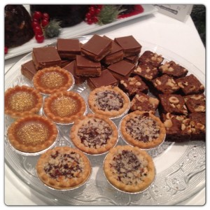Chocolate Hazelnut and Caramel Pies