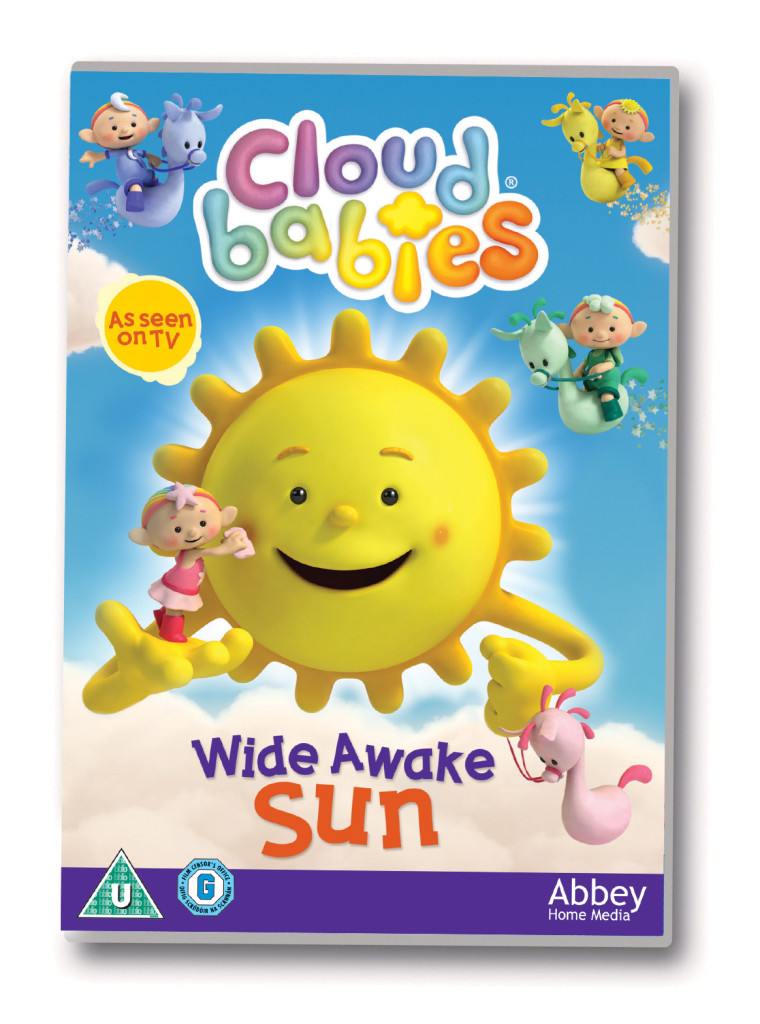 Cloudbabies Wide Awake Sun