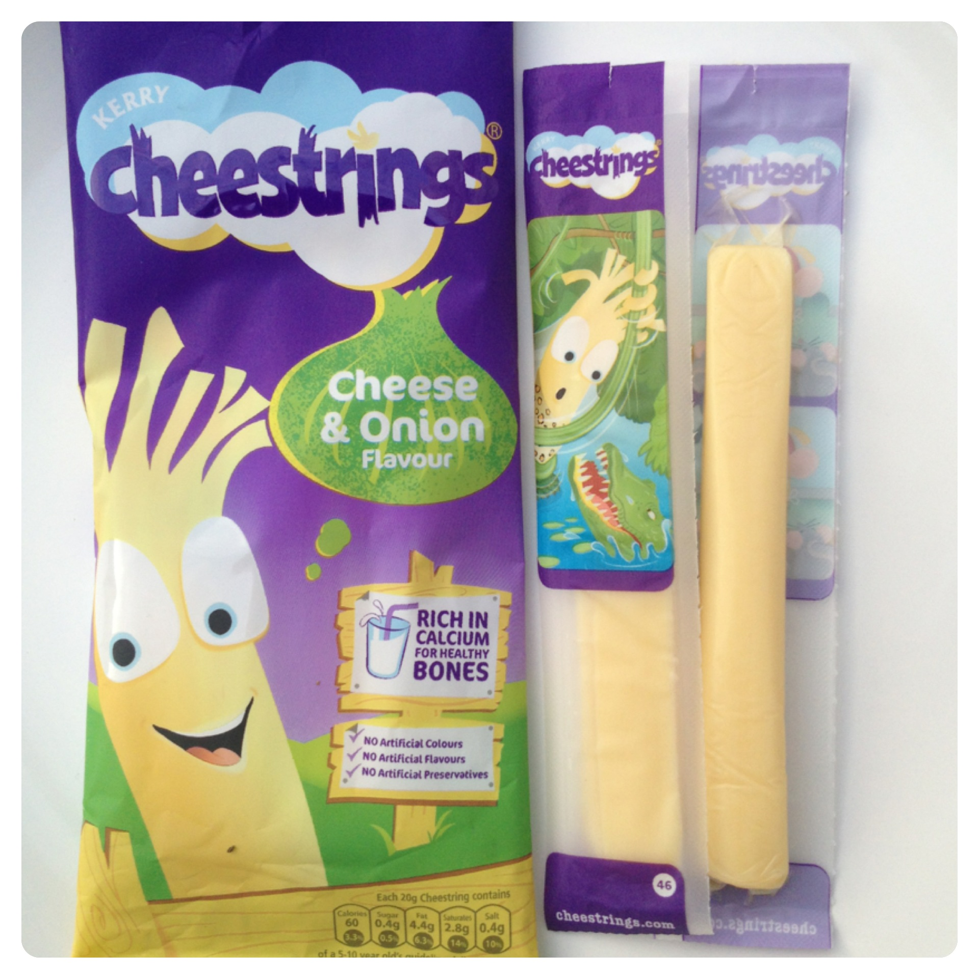 Cheestrings Cheese & Onion