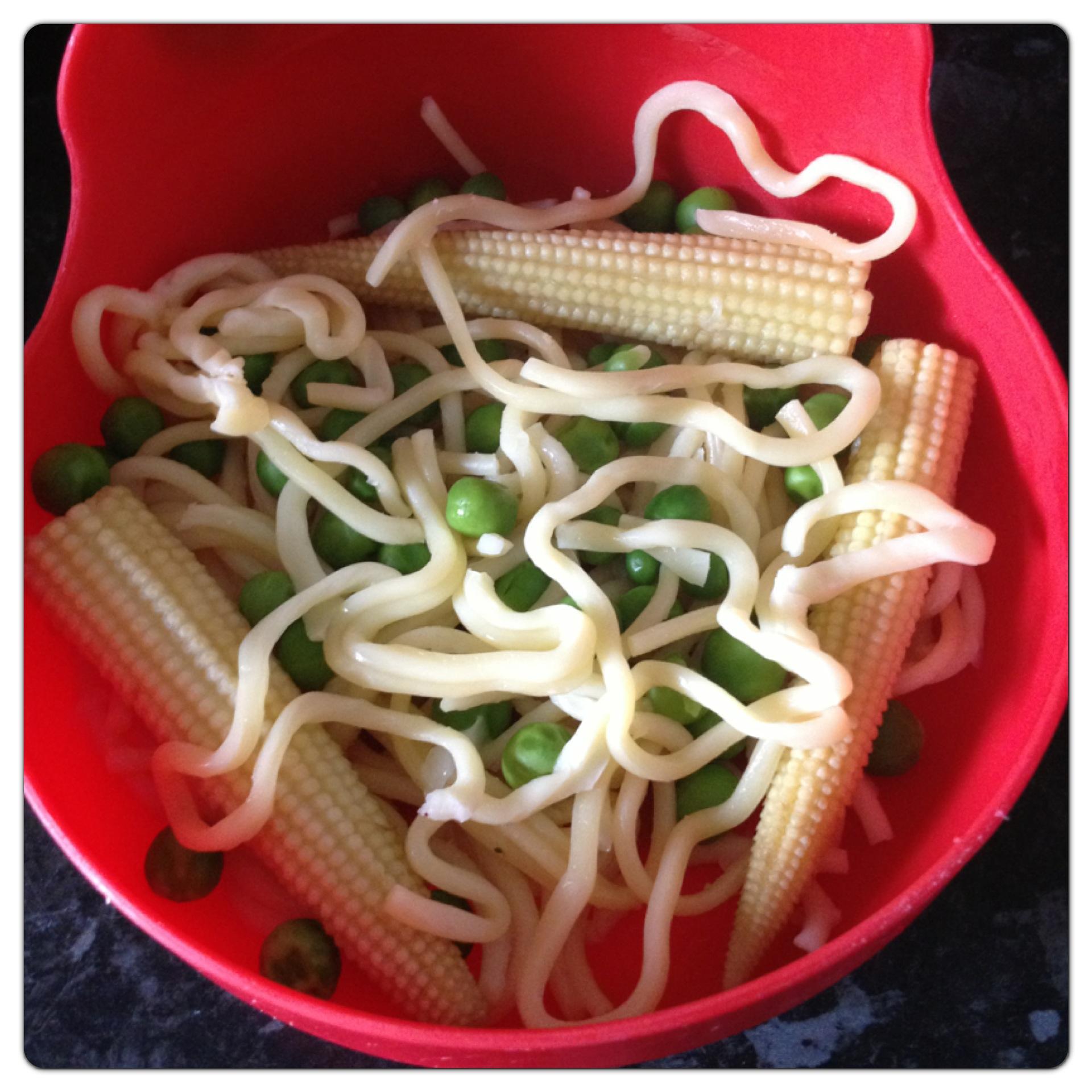 Cheestrings Spaghetti