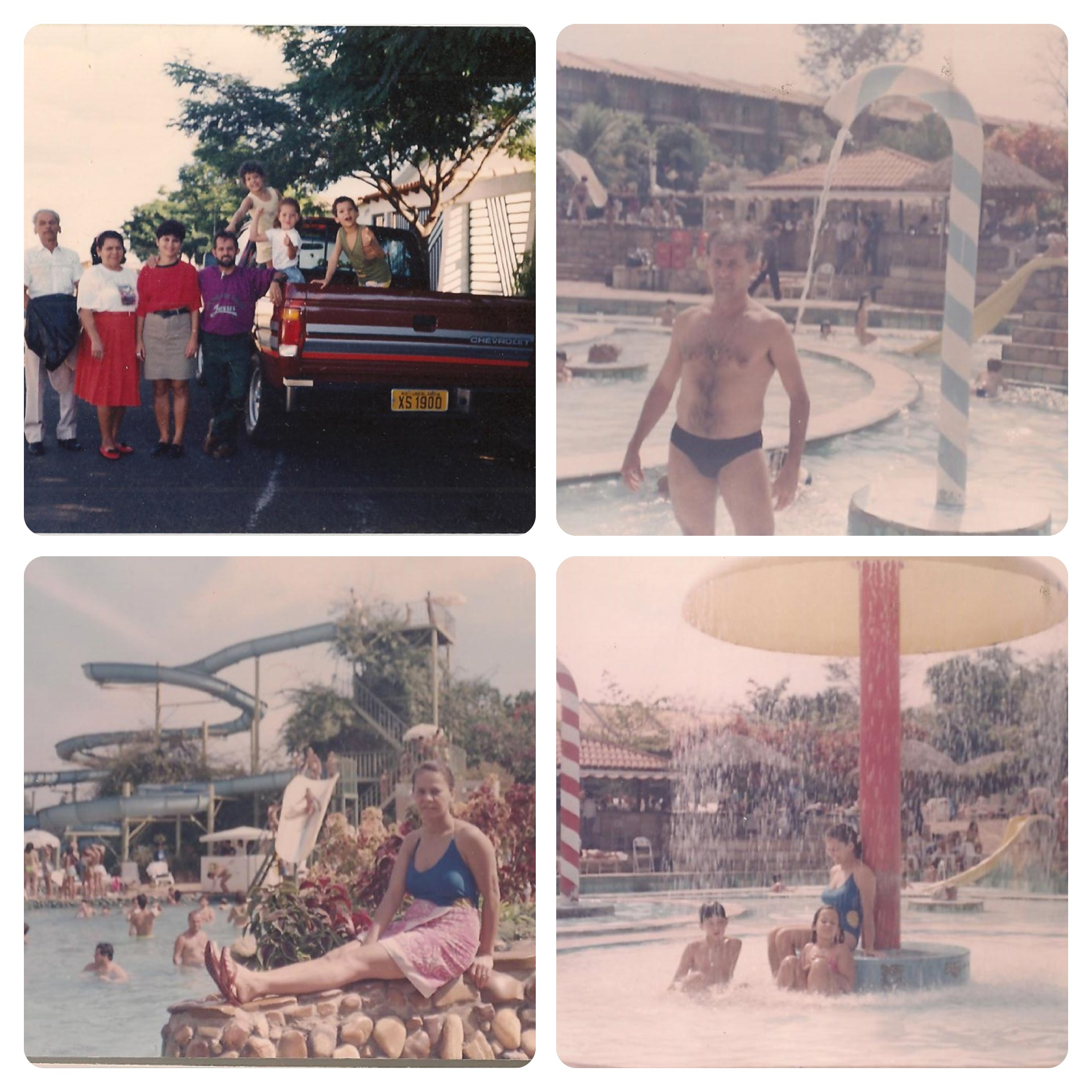 Childhood Family Holiday
