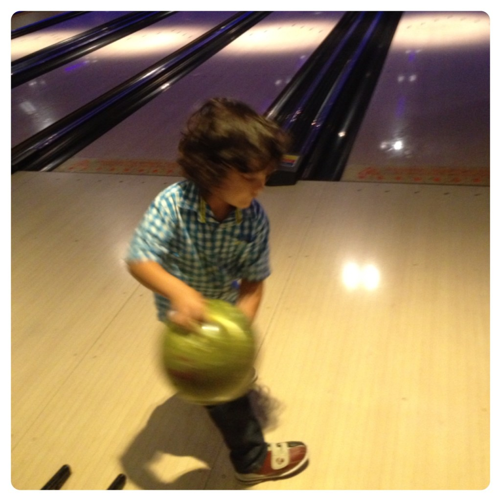 Family Fun: Bowling