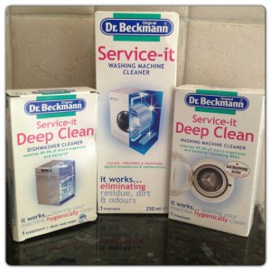 Dr Beckmann's Service-it Range