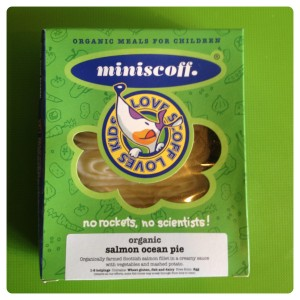 Miniscoff Organic Ready Meals for Children