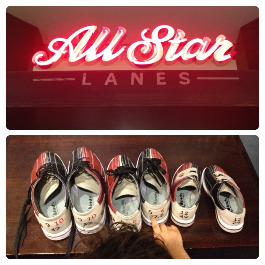 All Star Lanes at Westfield Stratford City