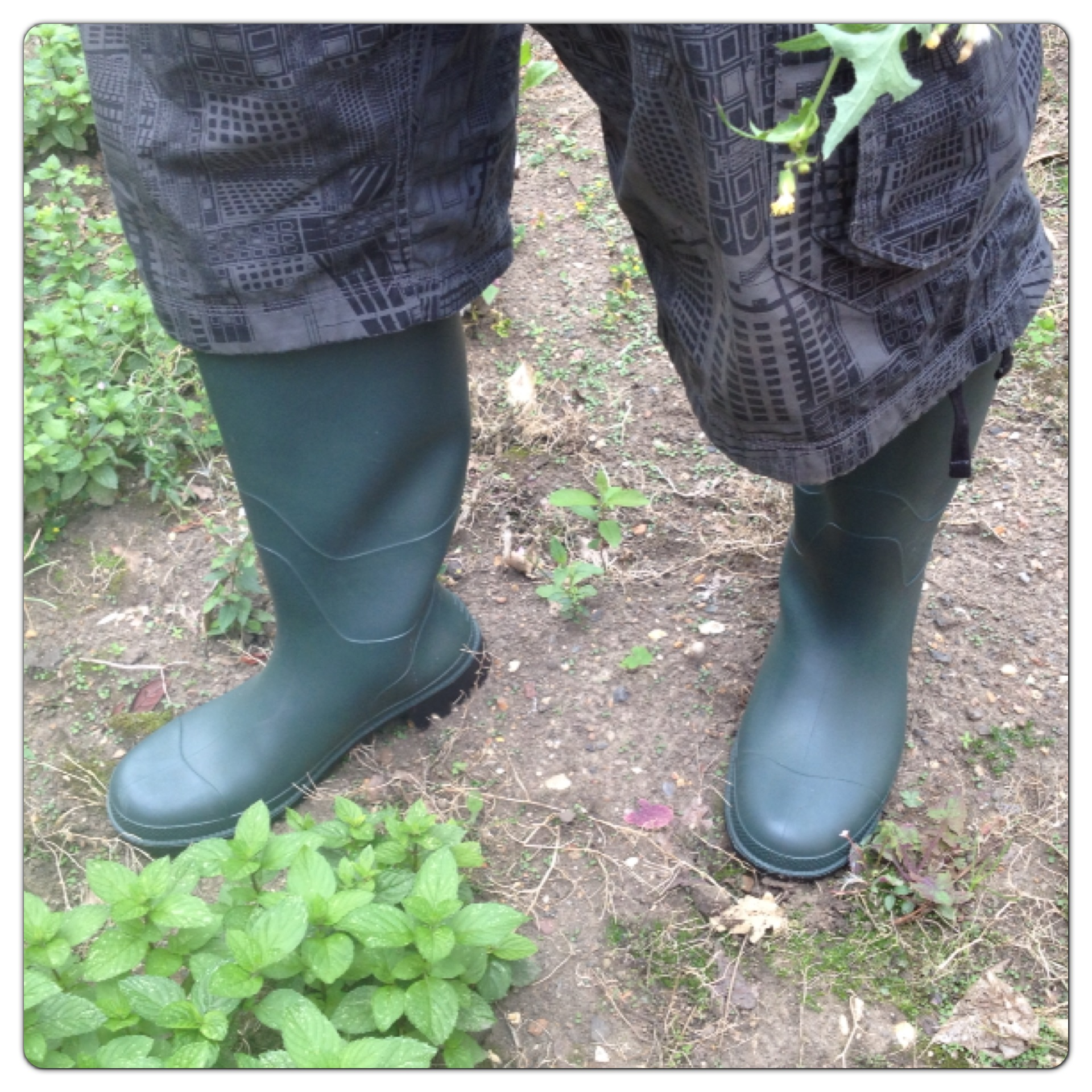 briers classic garden boots