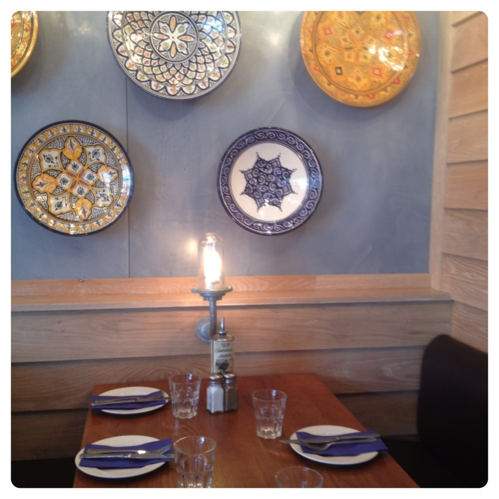 The Real Greek Restaurant at Westfield Stratford City