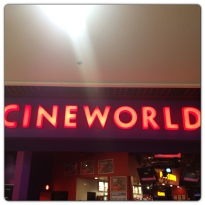 Family Day Out at Cineworld