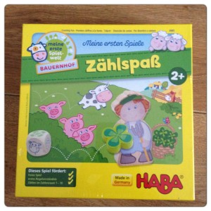 My Very First Games - Counting Fun from HABA