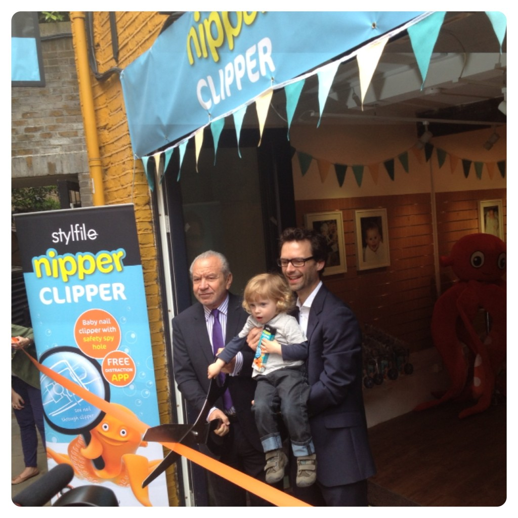 Nipper Clipper Launch