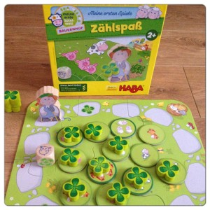 Haba My Very First Game - Counting Fun