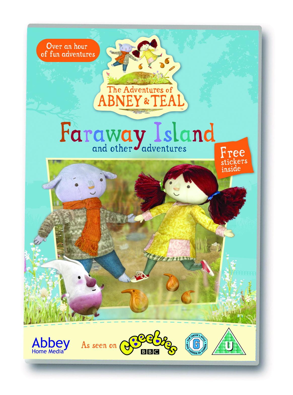 Abney&Teal DVD