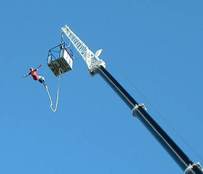 Bungee Jumping (Picture: Last Minute.com)