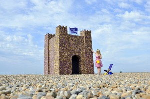 Cadbury Dairy Milk Pebbles Castle