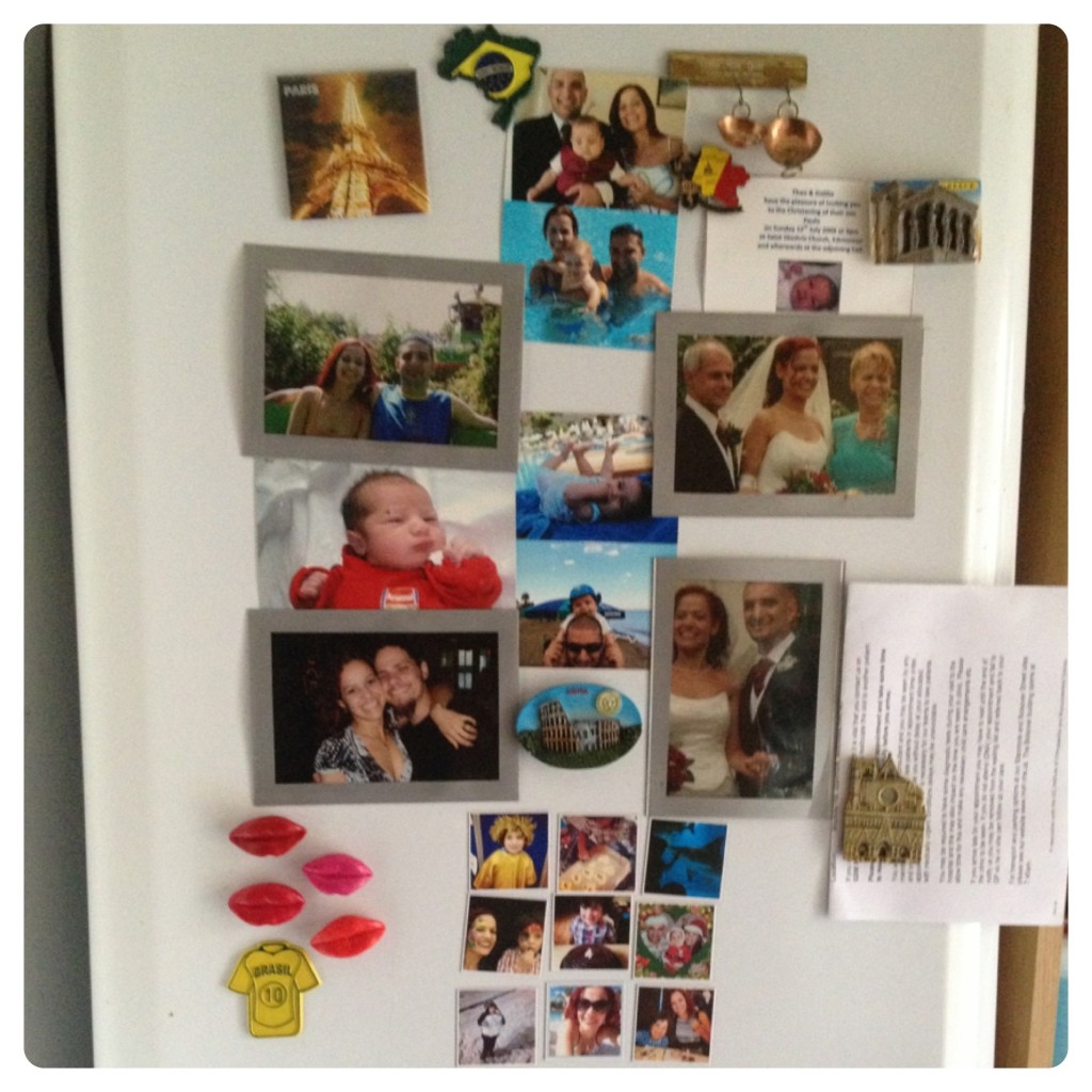What's on my Fridge?