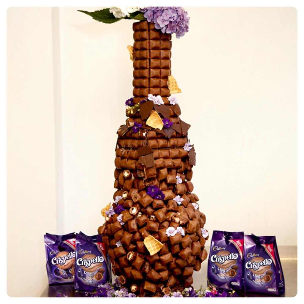 Cadbury Crispello Tower