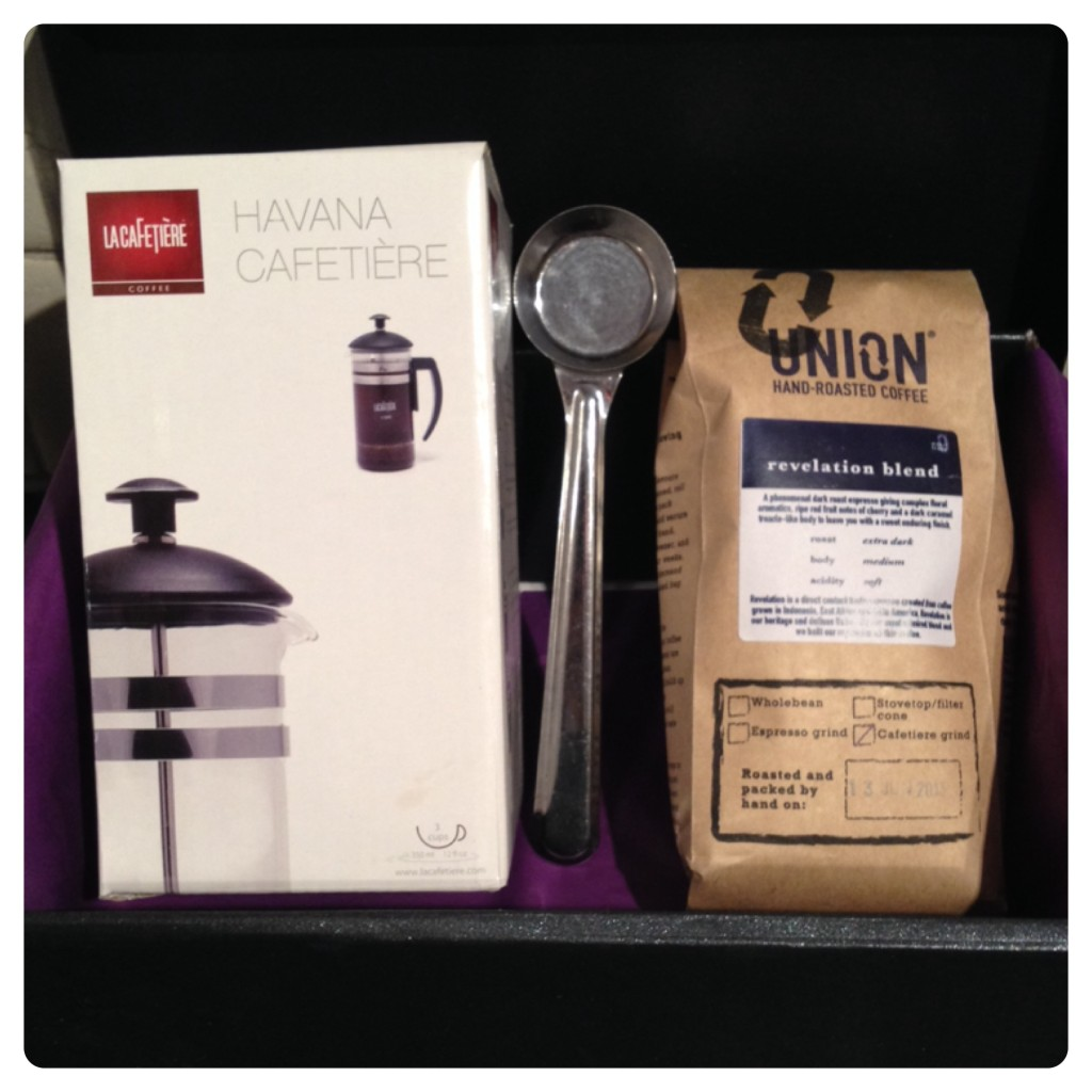 Coffee Lovers Start-up Gift