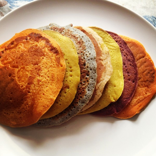 Pancake Rainbow