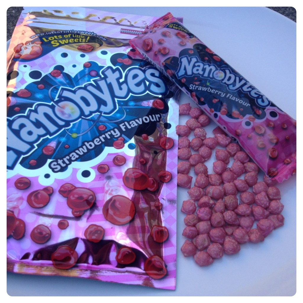 Nanobytes Strawberry
