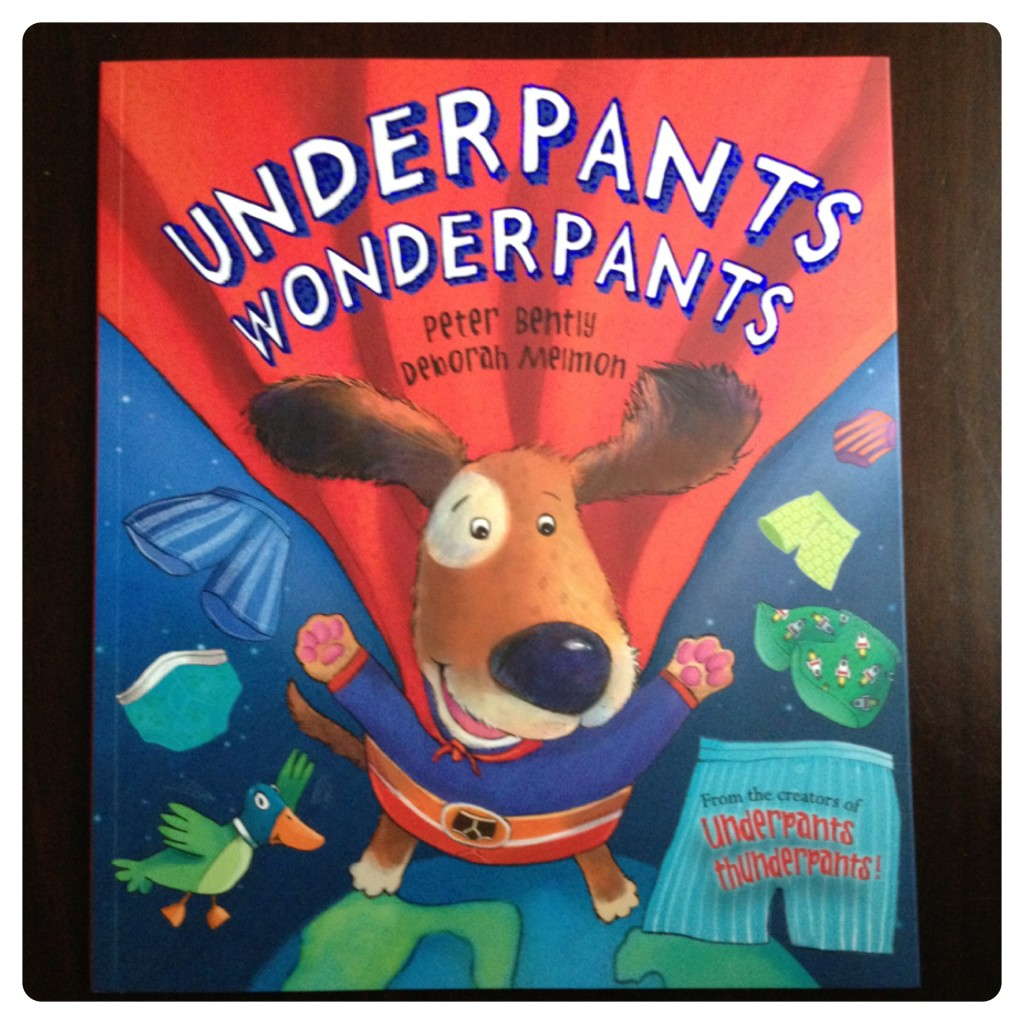 Kids Book: Underpants Wonderpants